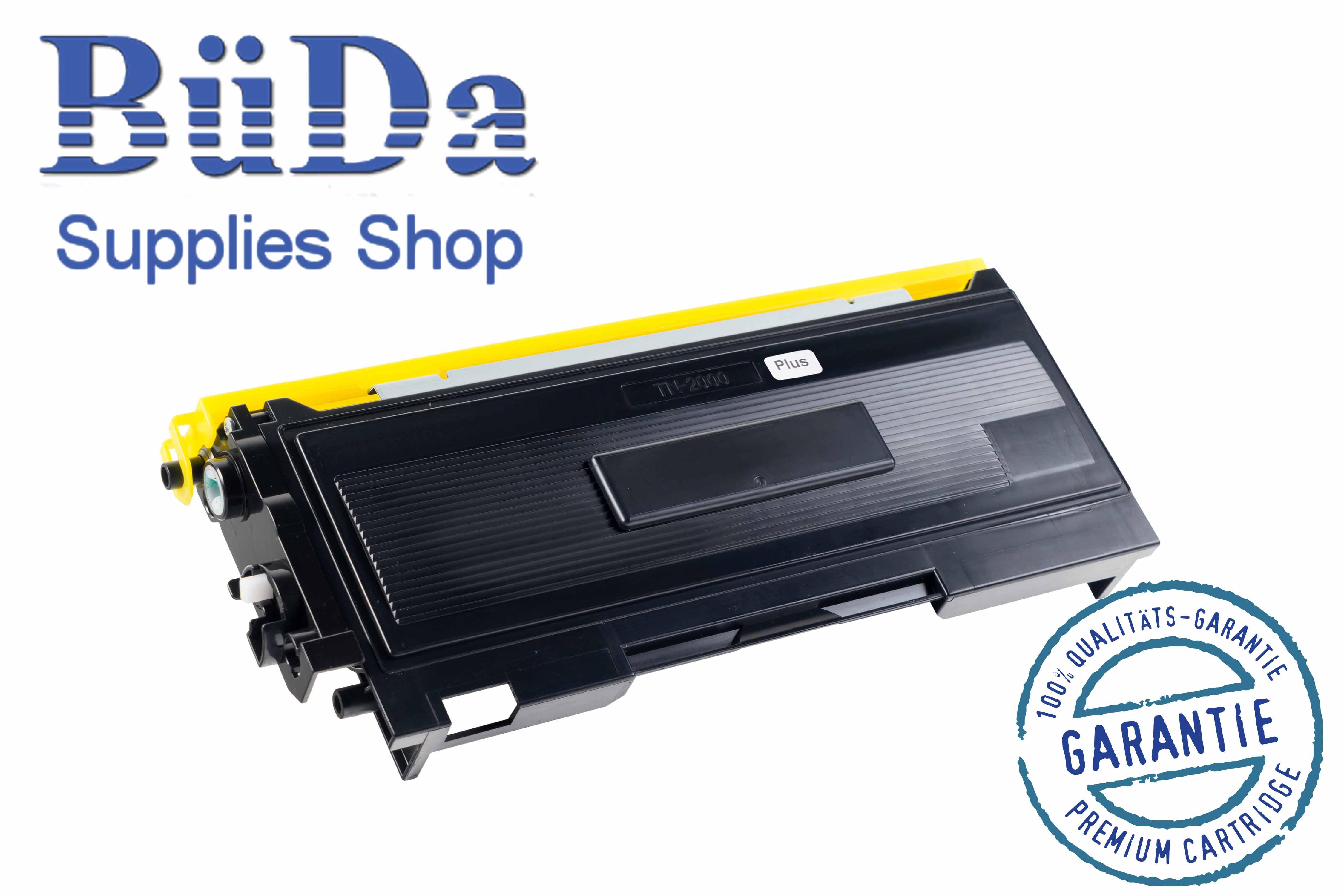 Toner-Modul komp. zu TN-2000-HC black 5000 Seiten