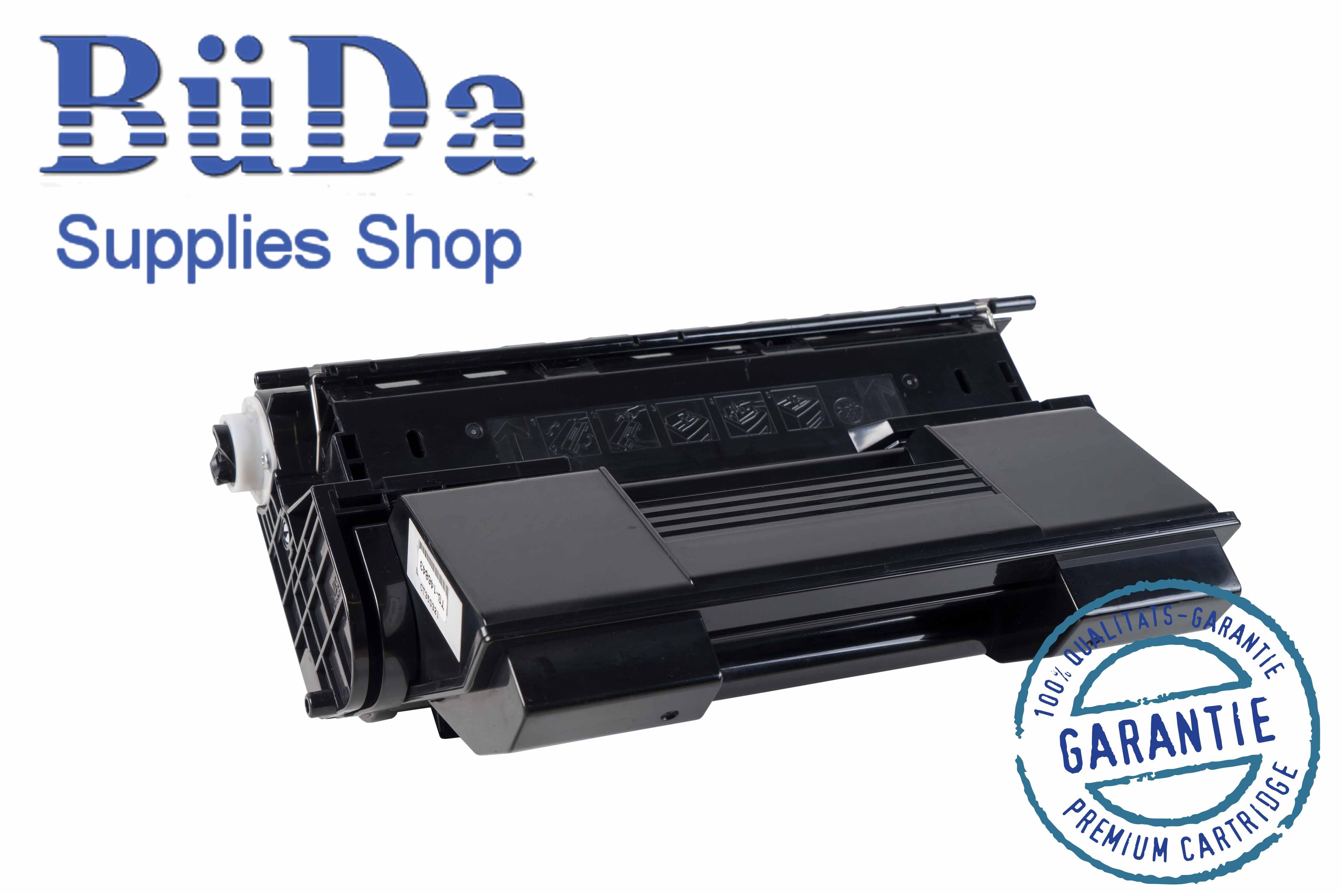 Toner-Modul komp. zu TN-1700 black 17000 Seiten