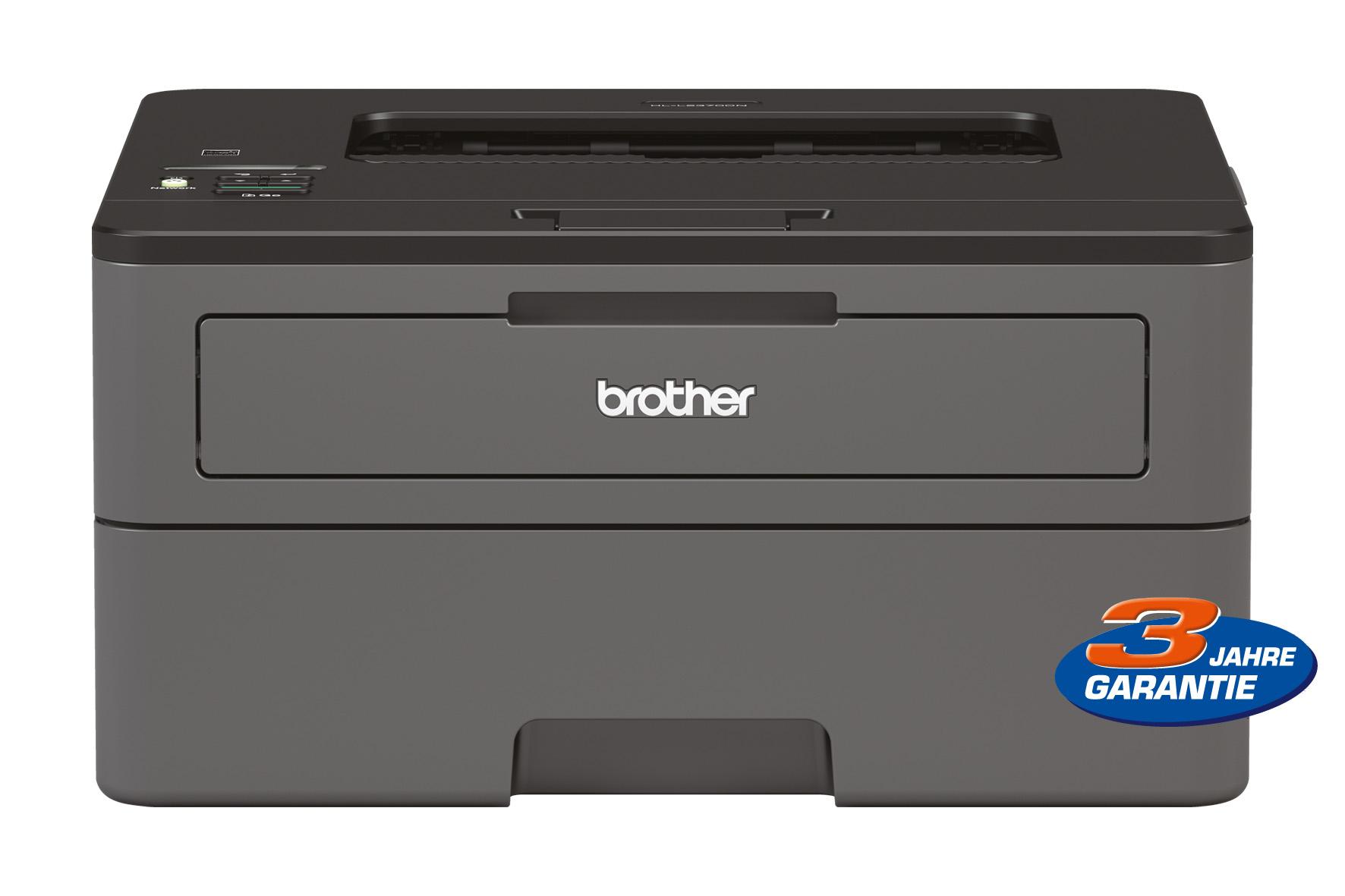 ORIGINAL Brother Drucker HL-L2370DN HLL2370DNG1 Brother HL-L2370DN S/W-Laserdrucker