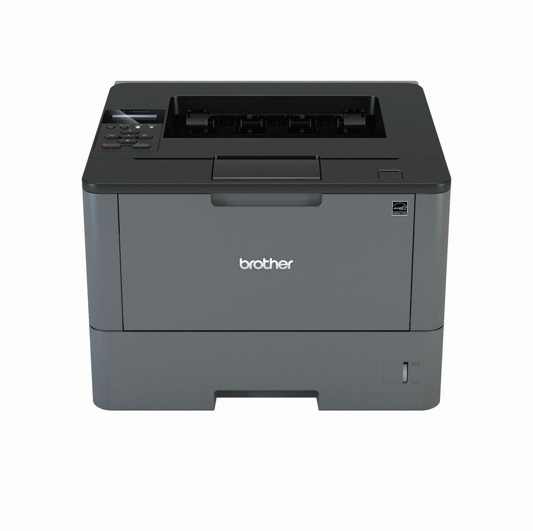 ORIGINAL Brother Drucker  HL-L5000D HLL5000D Brother HL-L5000D S/W-Laserdrucker