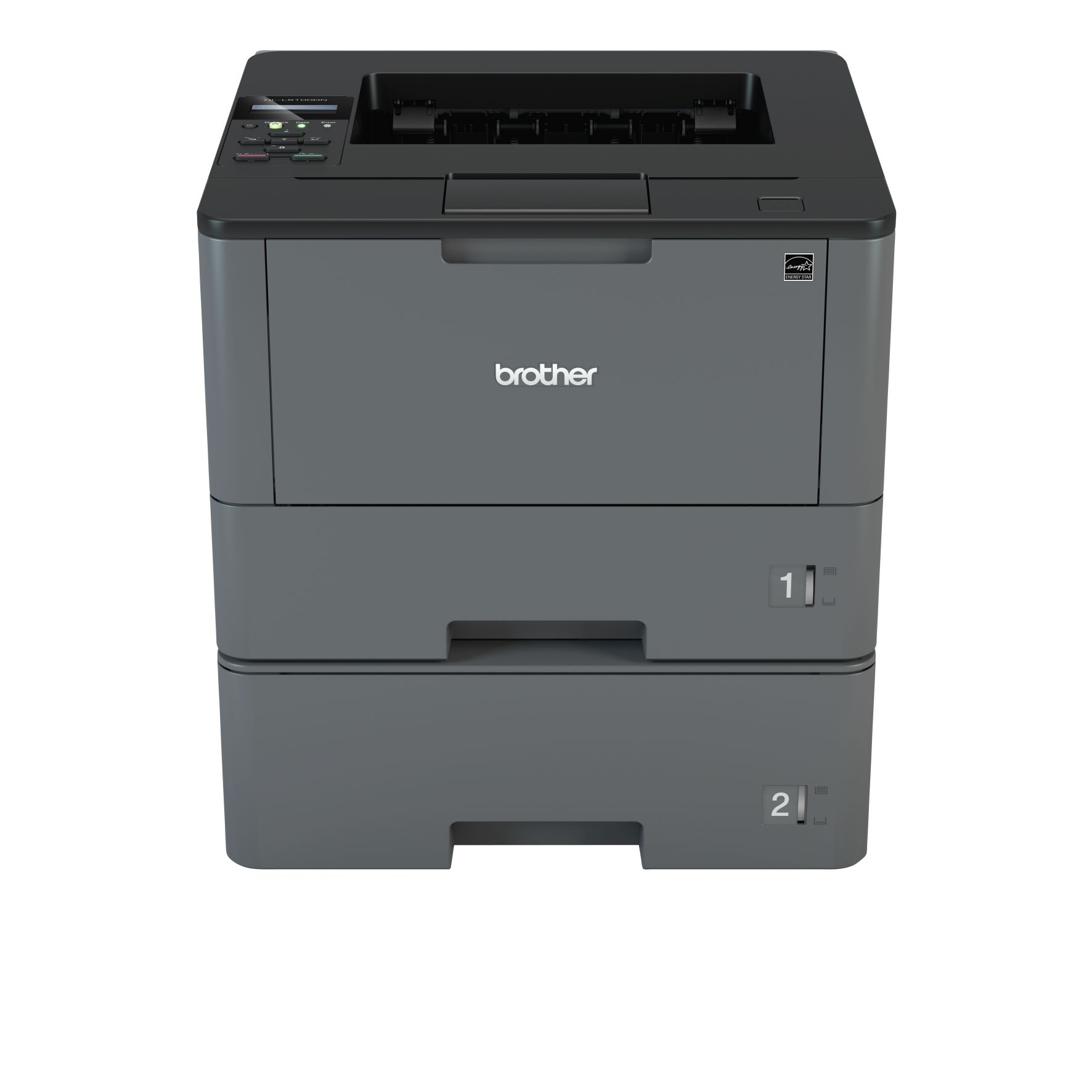 ORIGINAL Brother Drucker  HL-L5100DNT HLL5100DNTG1  Brother HL-L5100DNT S/W-Laserdrucker