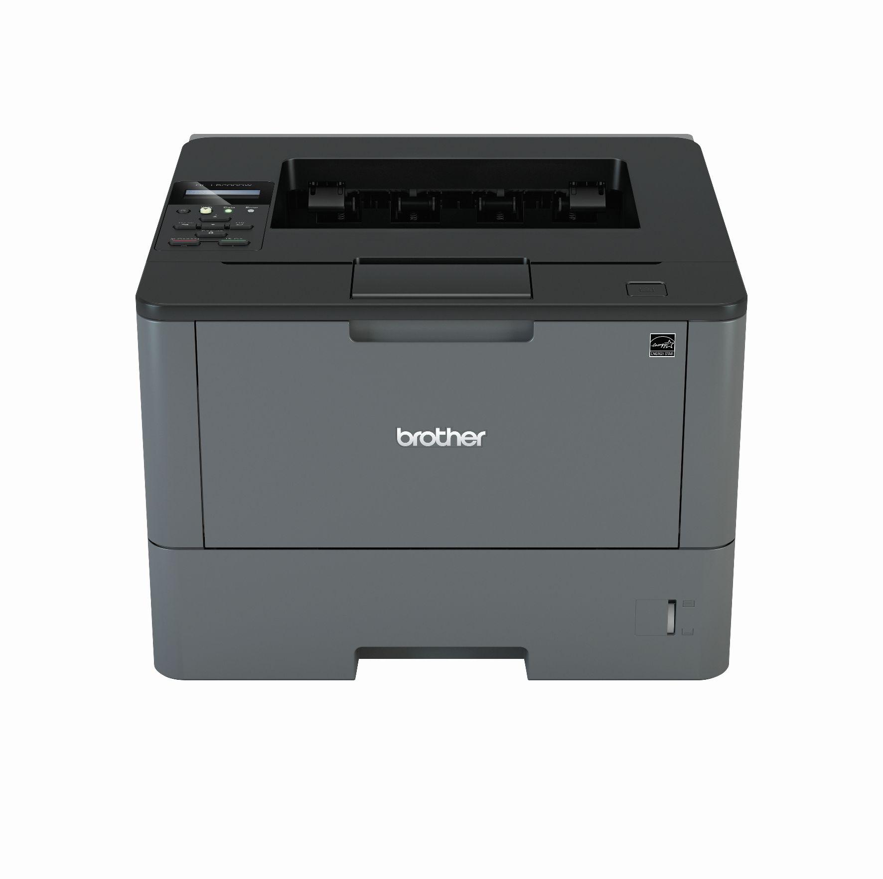 ORIGINAL Brother Drucker  HL-L5200DW HLL5200DWG1 Brother HL-L5200DW S/W-Laserdrucker