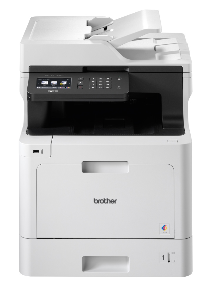 ORIGINAL Brother Drucker  DCP-L8410CDW DCPL8410CDWG1 Brother DCP-L8410CDW Farblaser-Multifunktionsdrucker