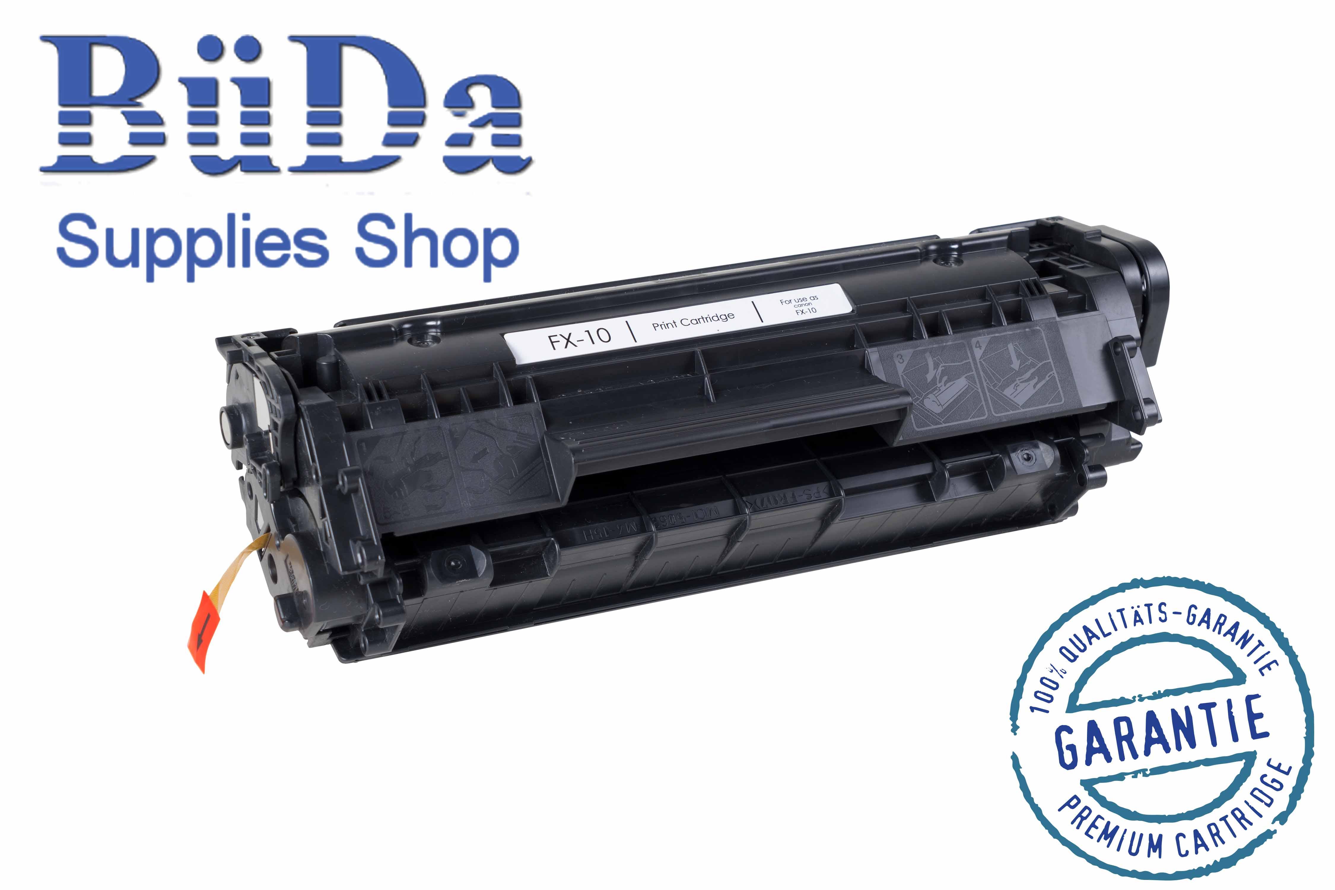 Toner-Modul komp. zu FX-10 black 2000 Seiten