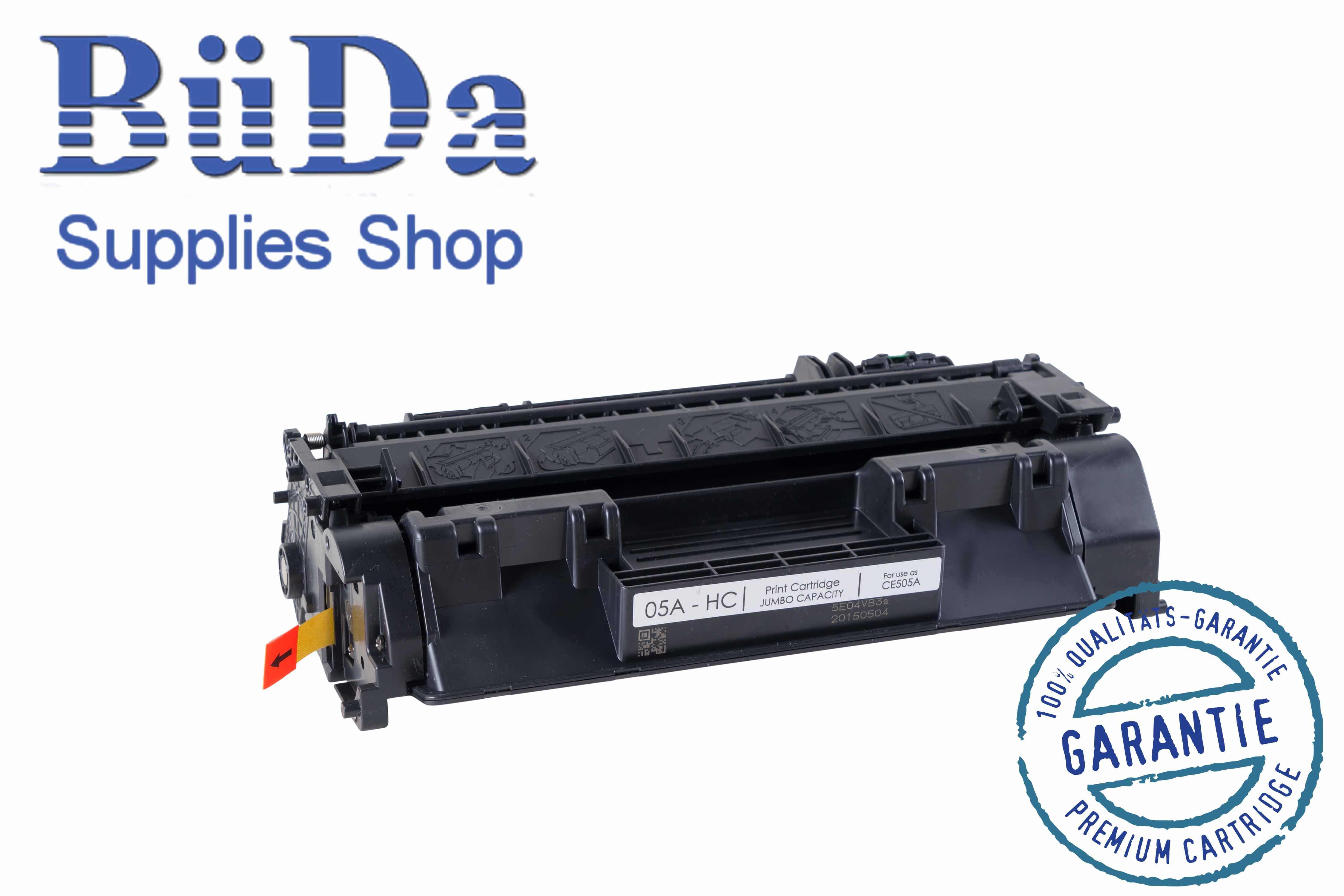 Toner-Modul komp. zu CE505A-HC / Crt. 719-HC black 4000 Seiten