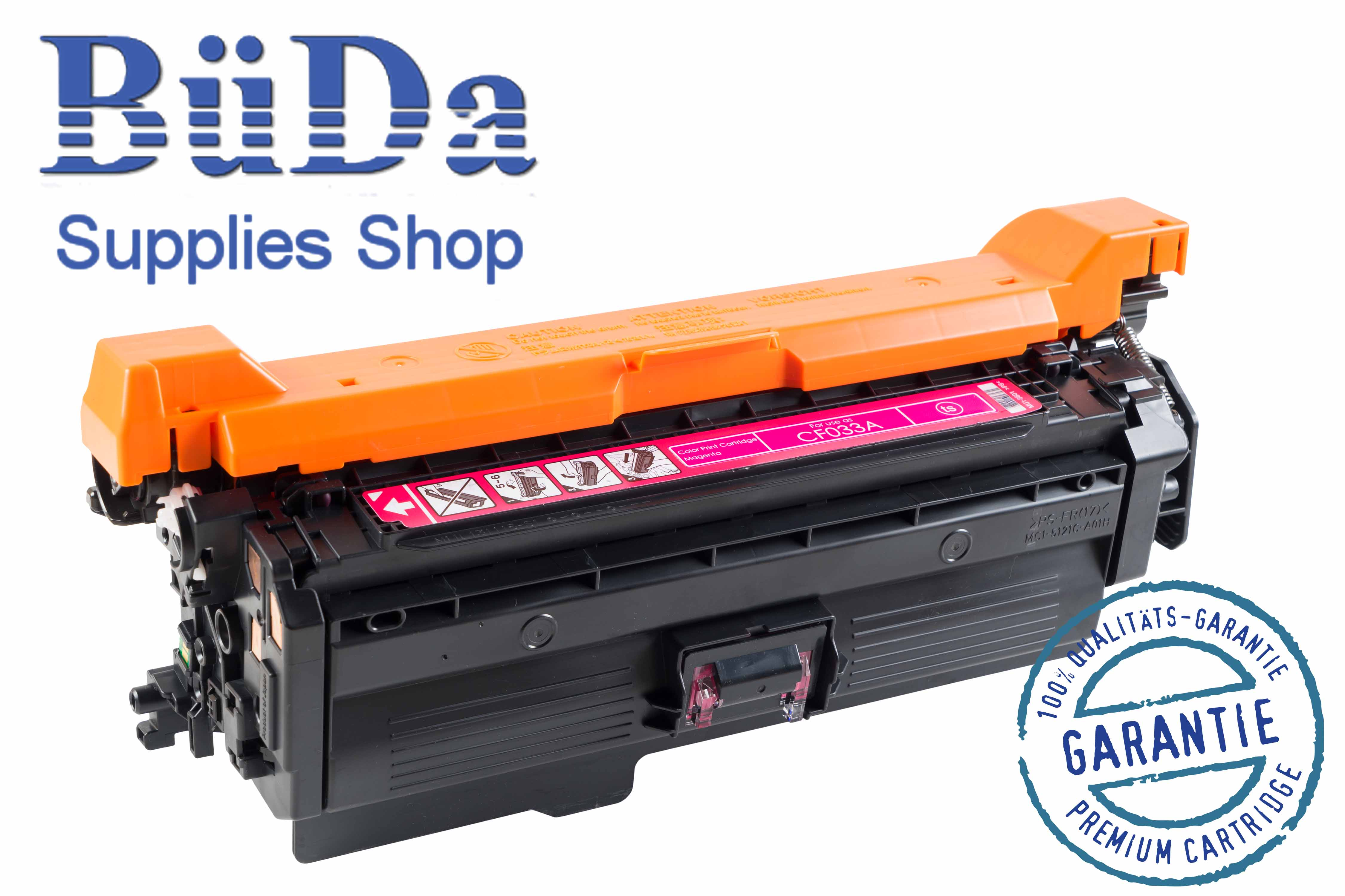 Toner-Modul komp. zu CF033A / 646A magenta 12500 Seiten