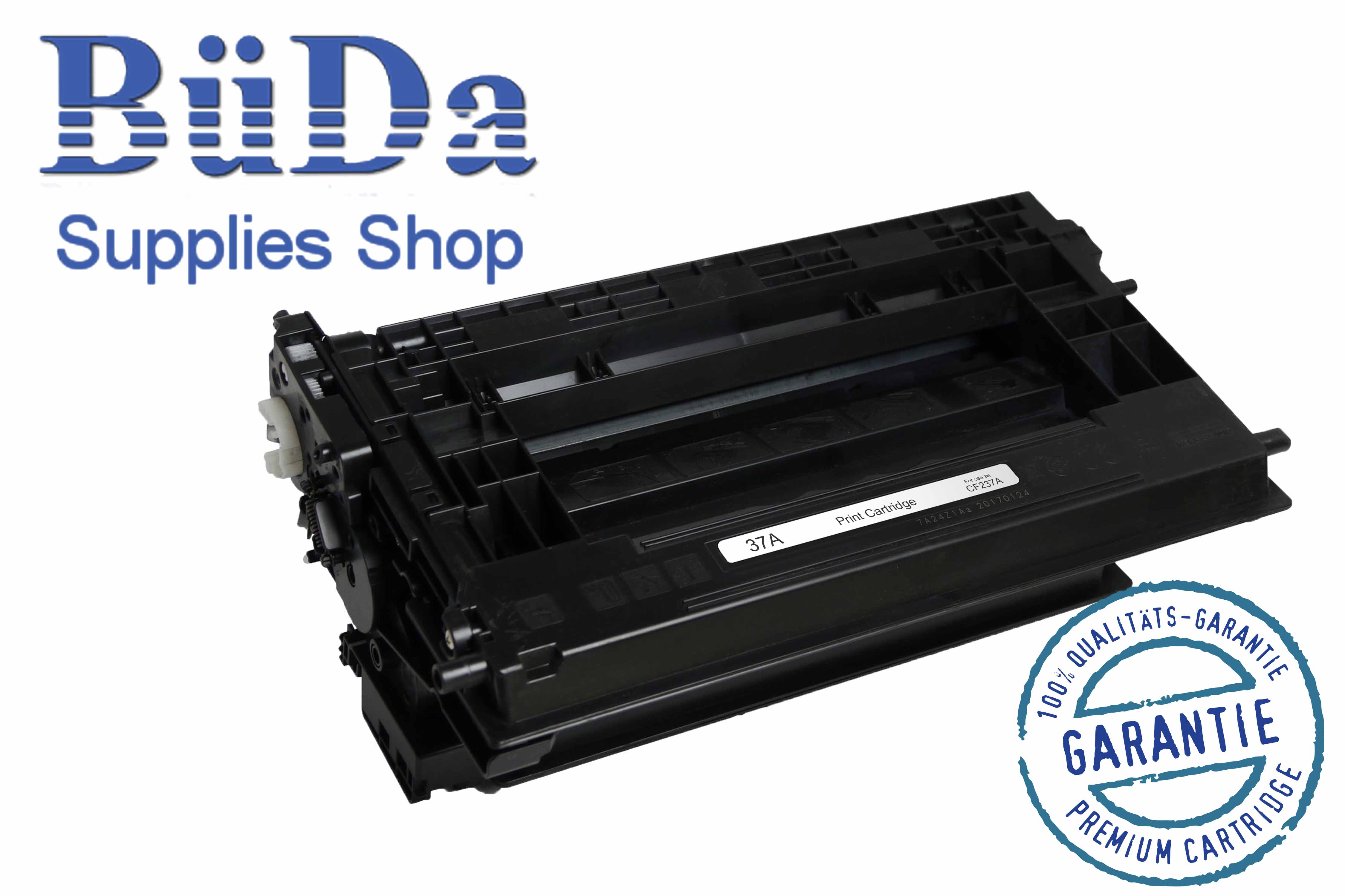 Toner-Modul komp. zu CF237A black 11000 Seiten
