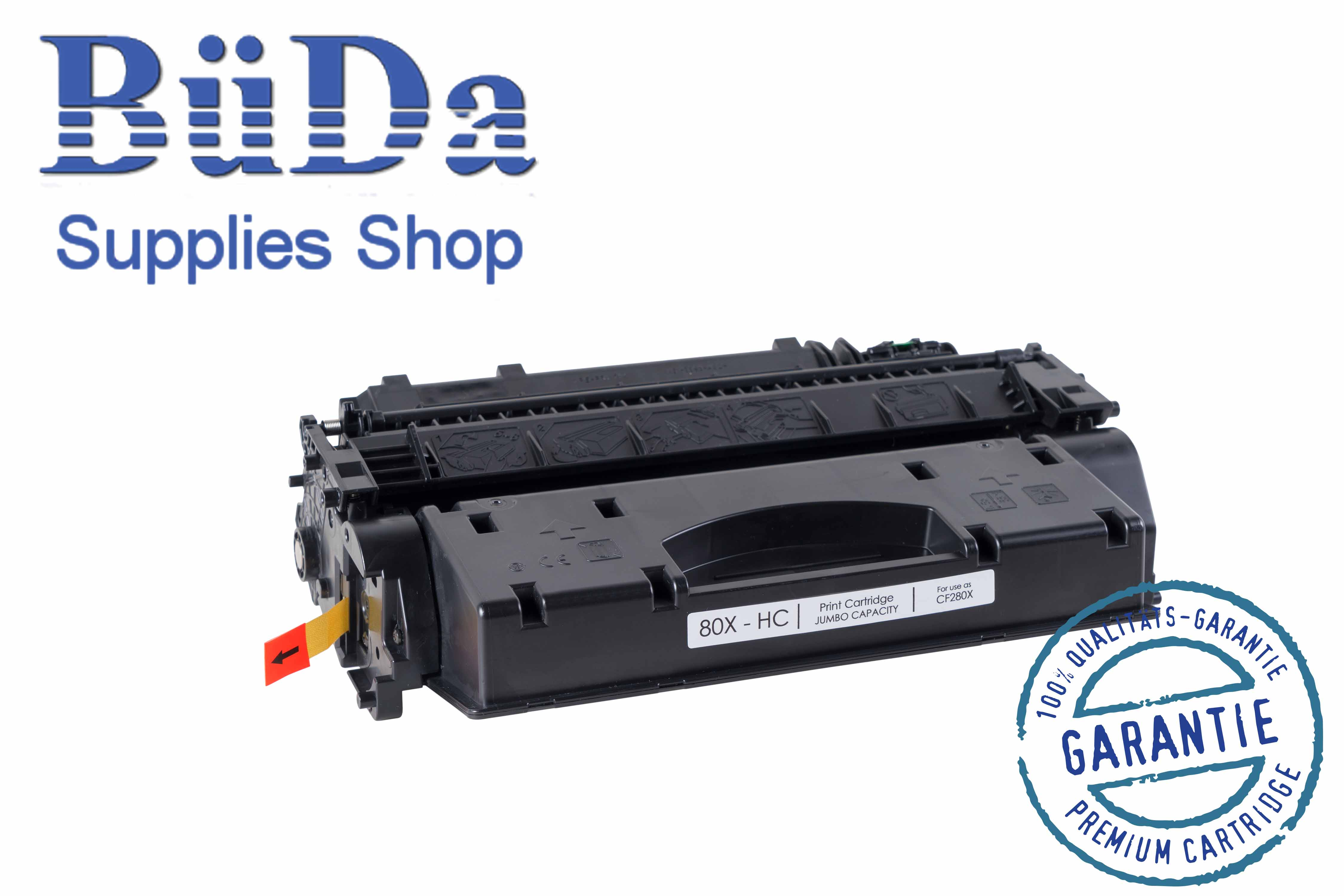 Toner-Modul komp. zu CF280X-HC black 13000 Seiten