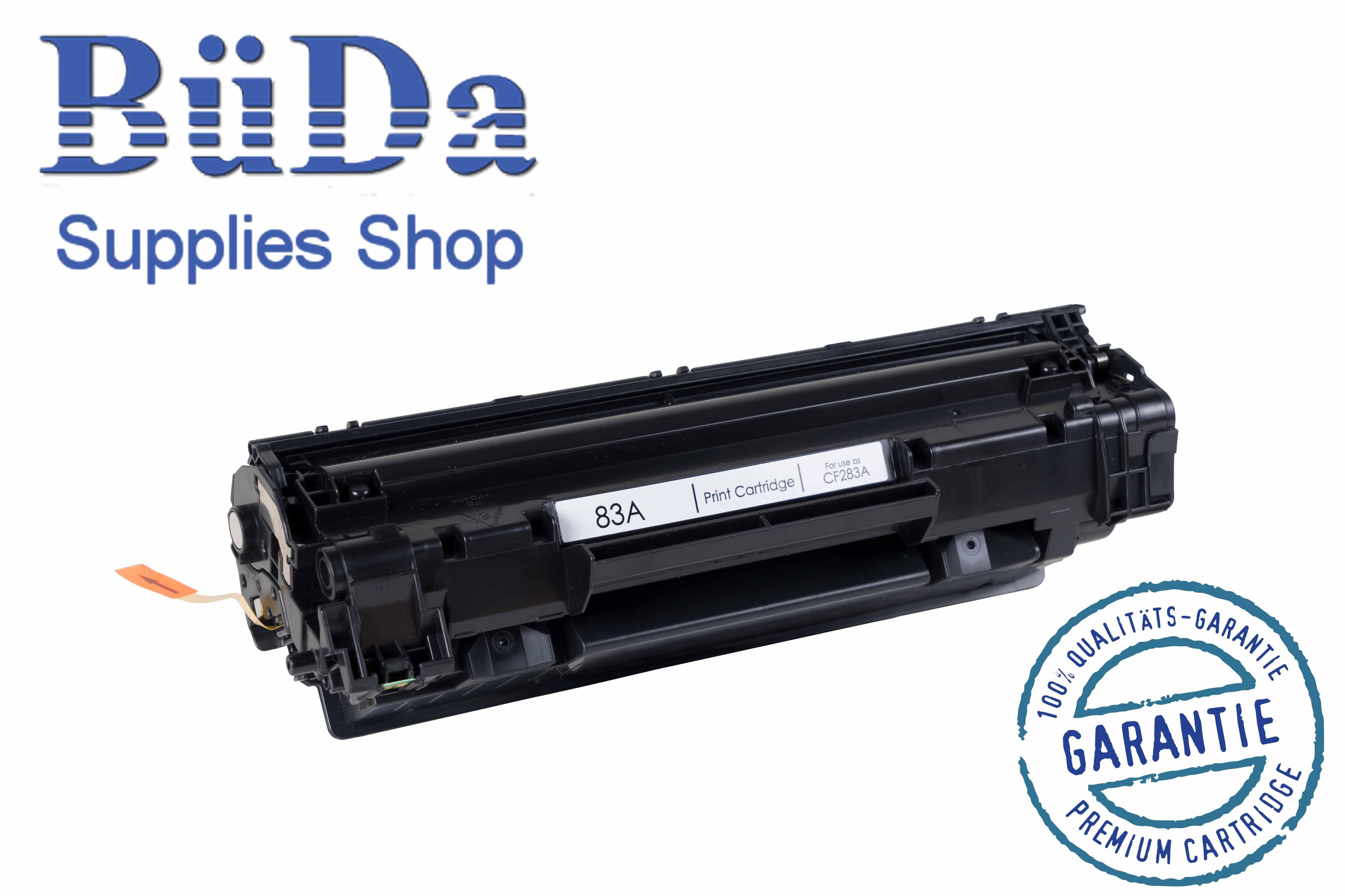 Toner-Modul komp. zu CF283A black 1500 Seiten