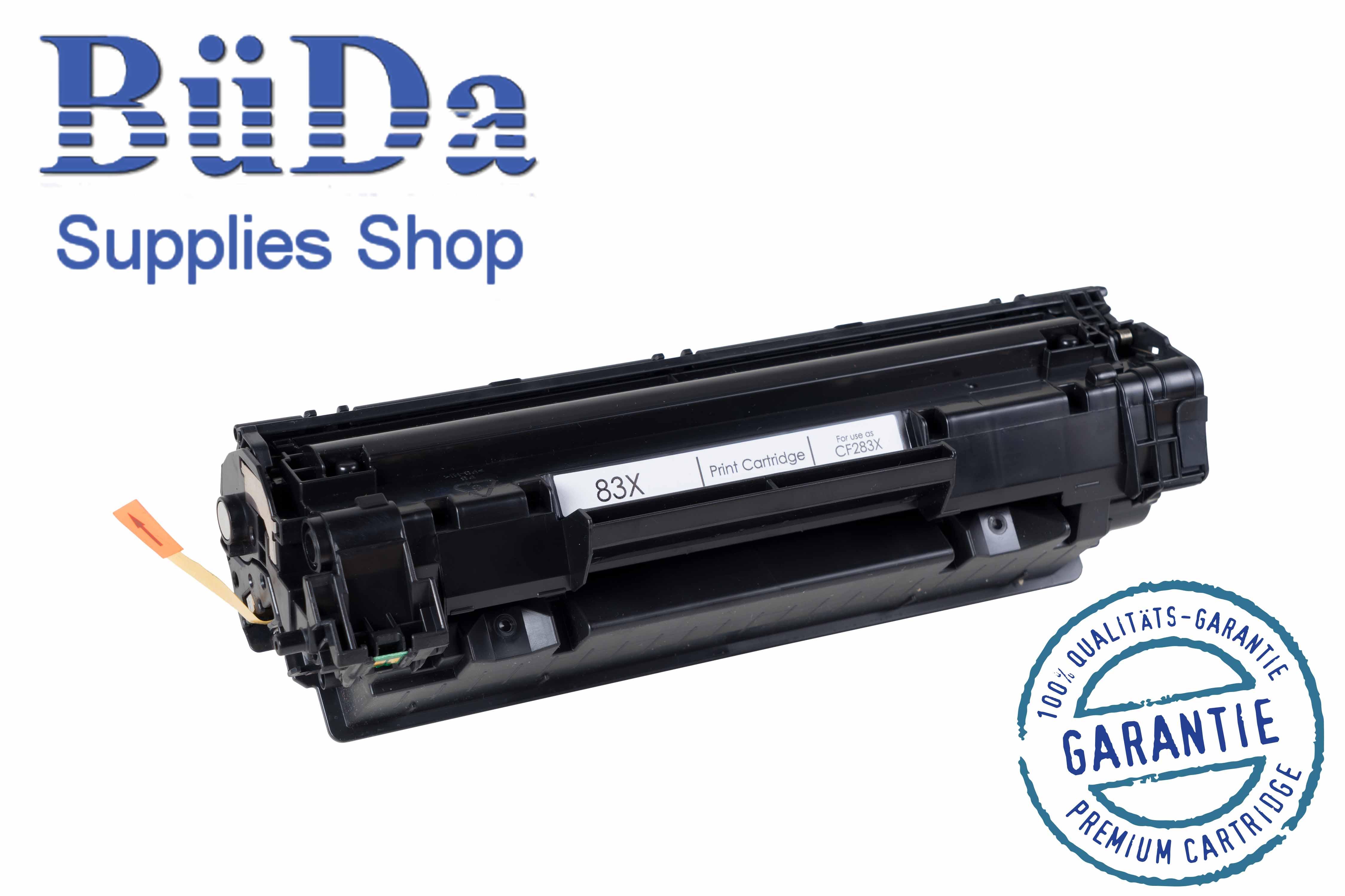 Toner-Modul komp. zu CF283X black 2200 Seiten