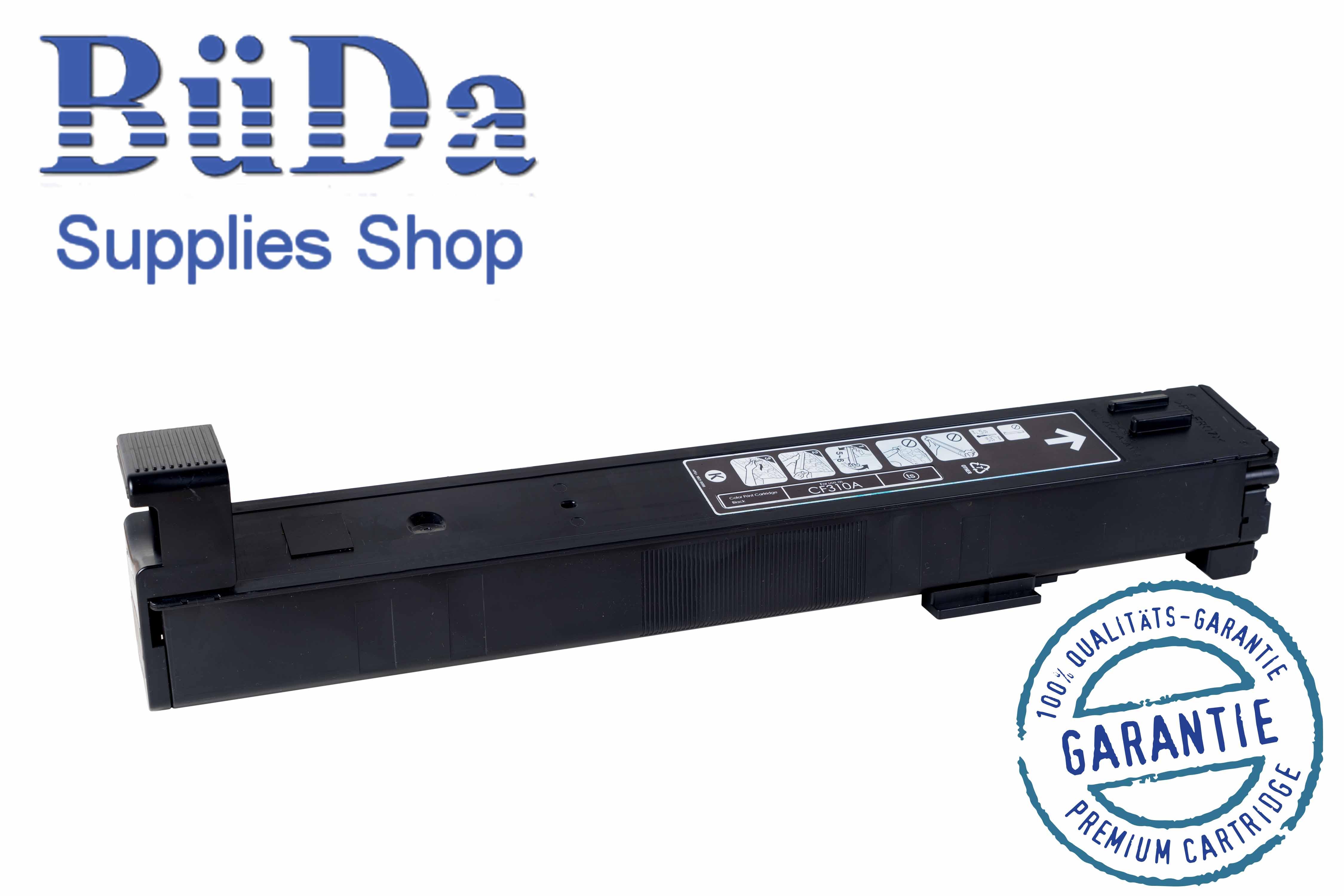 Toner-Modul komp. zu CF310A / 826A black 29000 Seiten