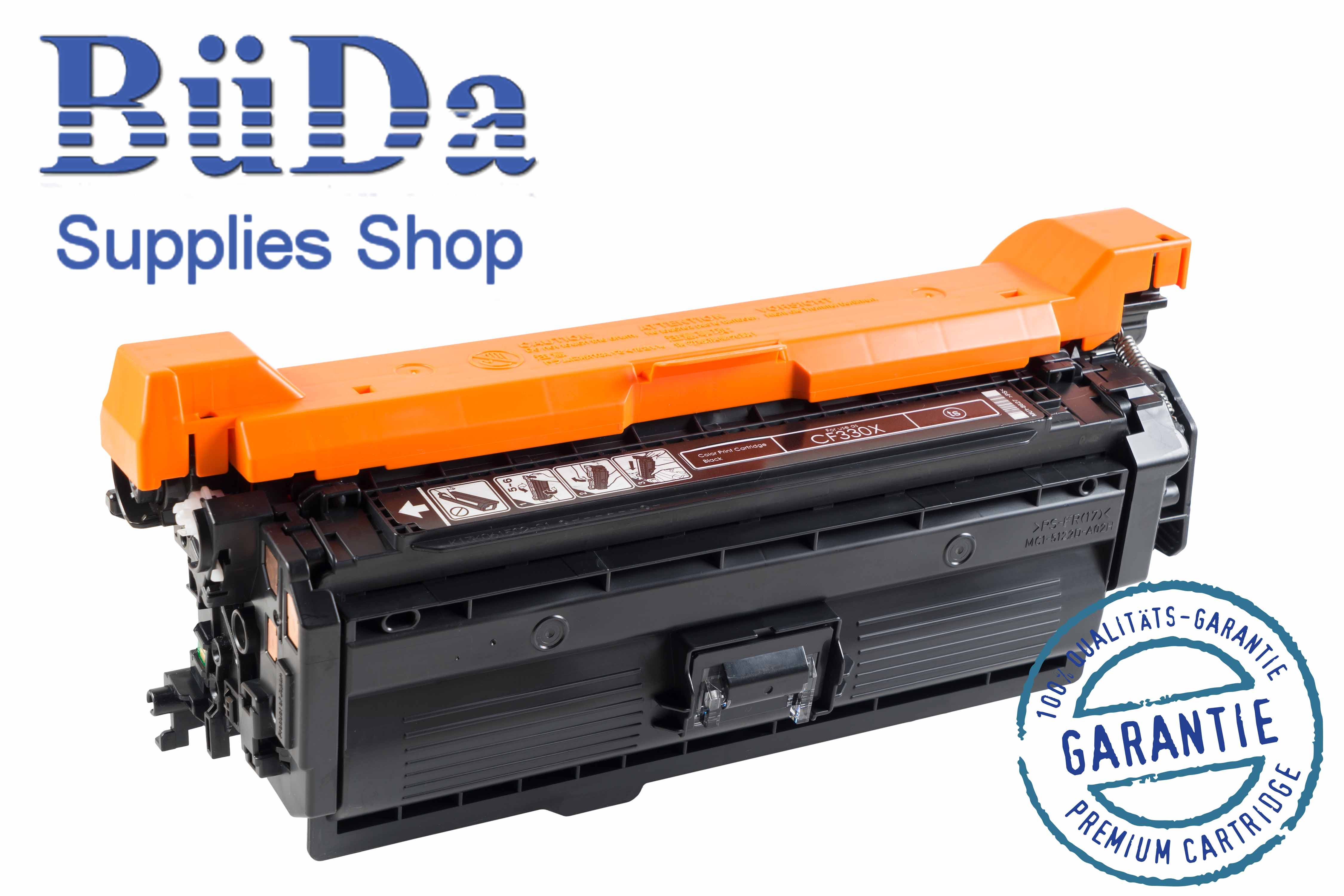 Toner-Modul komp. zu CF330X / 654X black 20500 Seiten