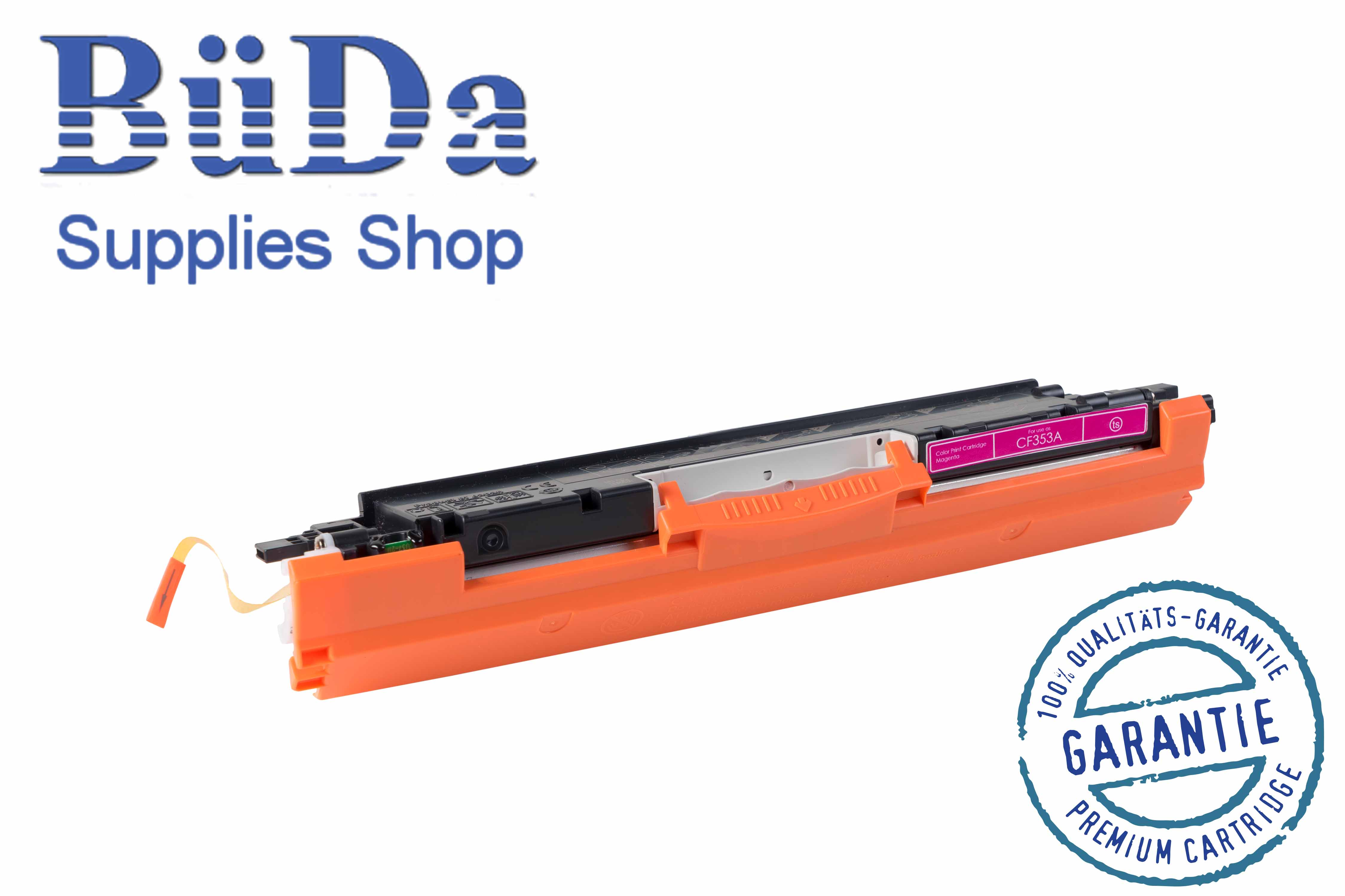 Toner-Modul komp. zu CF353A / 130A magenta 1000 Seiten