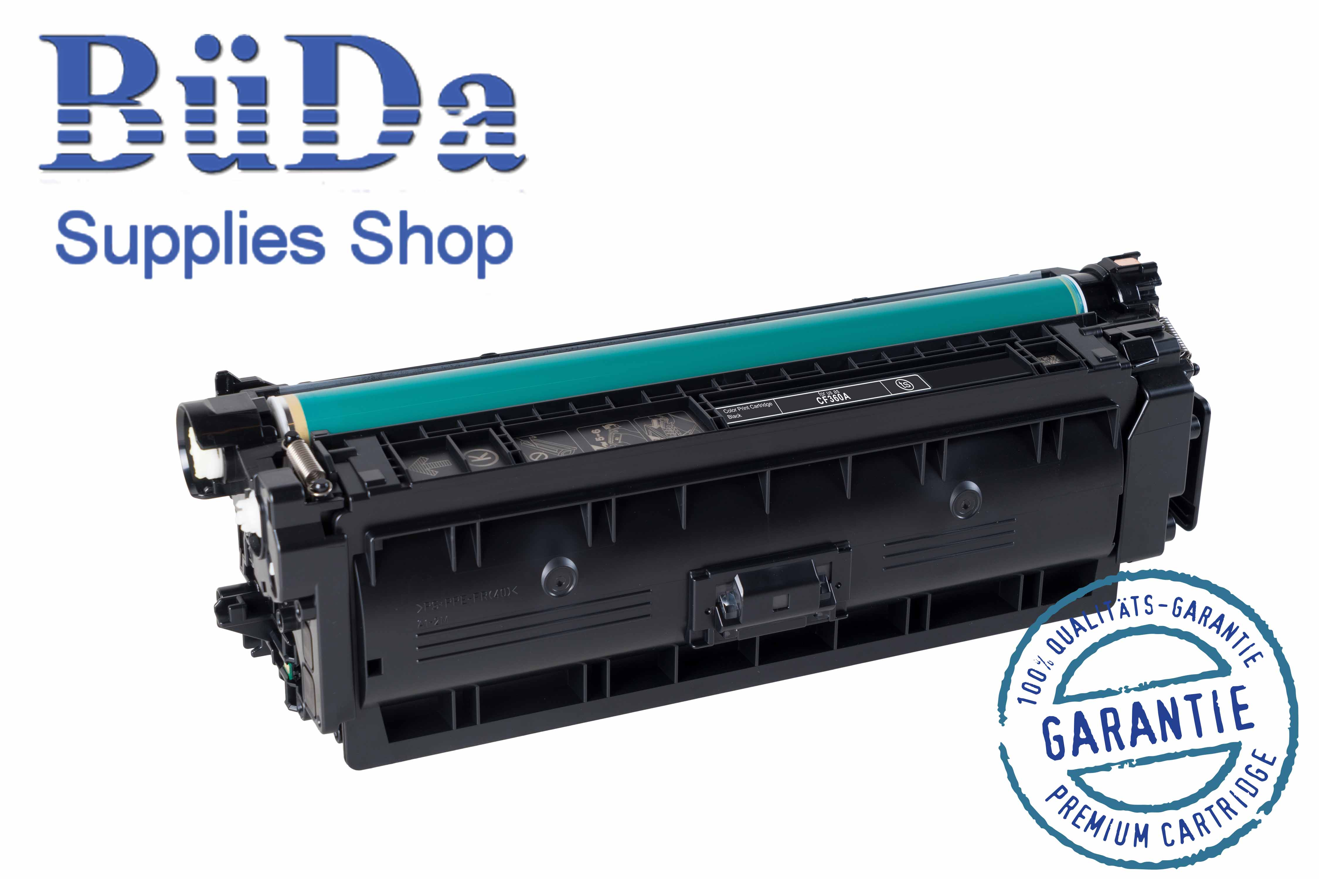 Toner-Modul komp. zu CF360A / CRG 040BK black 6000 Seiten
