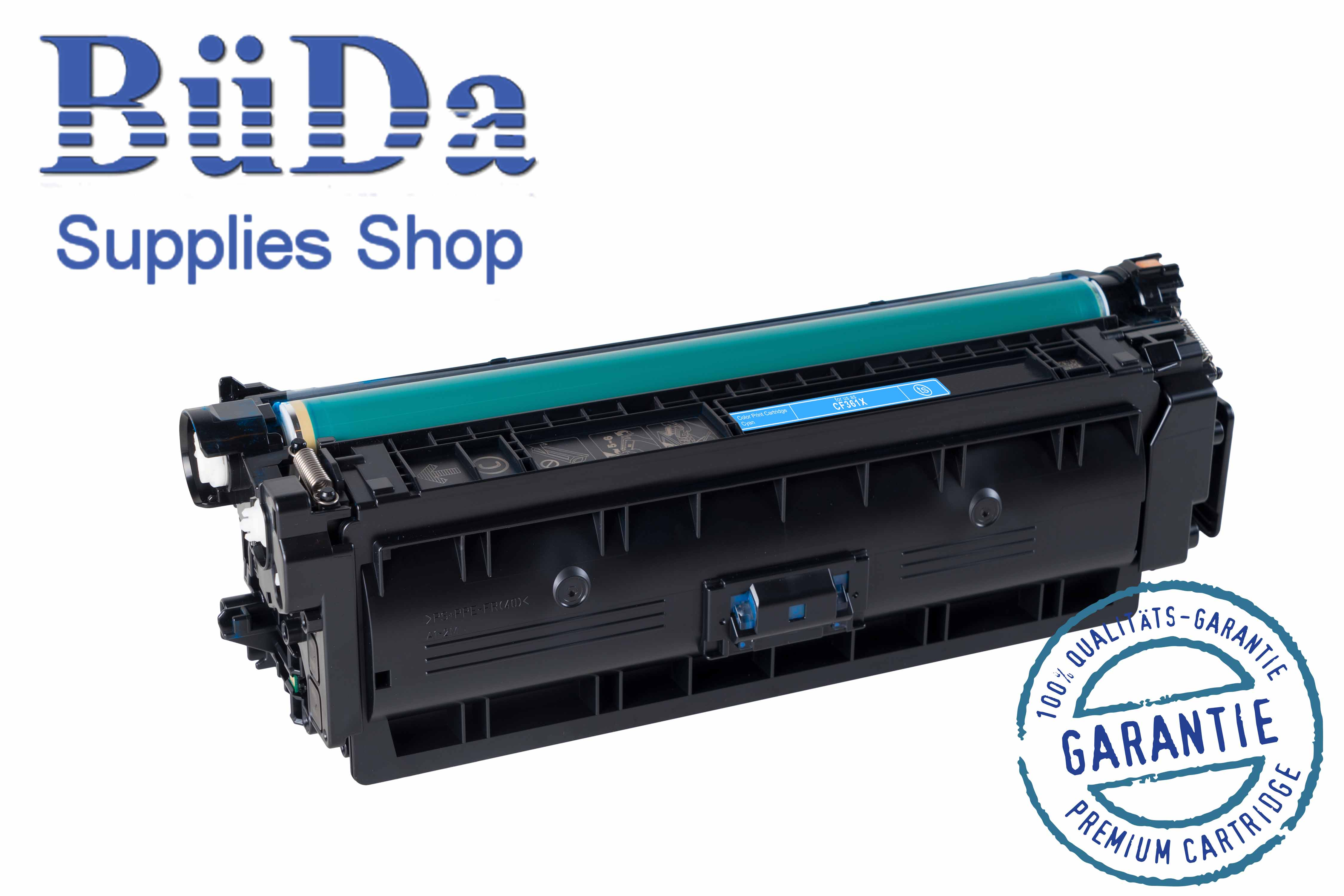 Toner-Modul komp. zu CF361X / CRG 040HC cyan 9500 Seiten