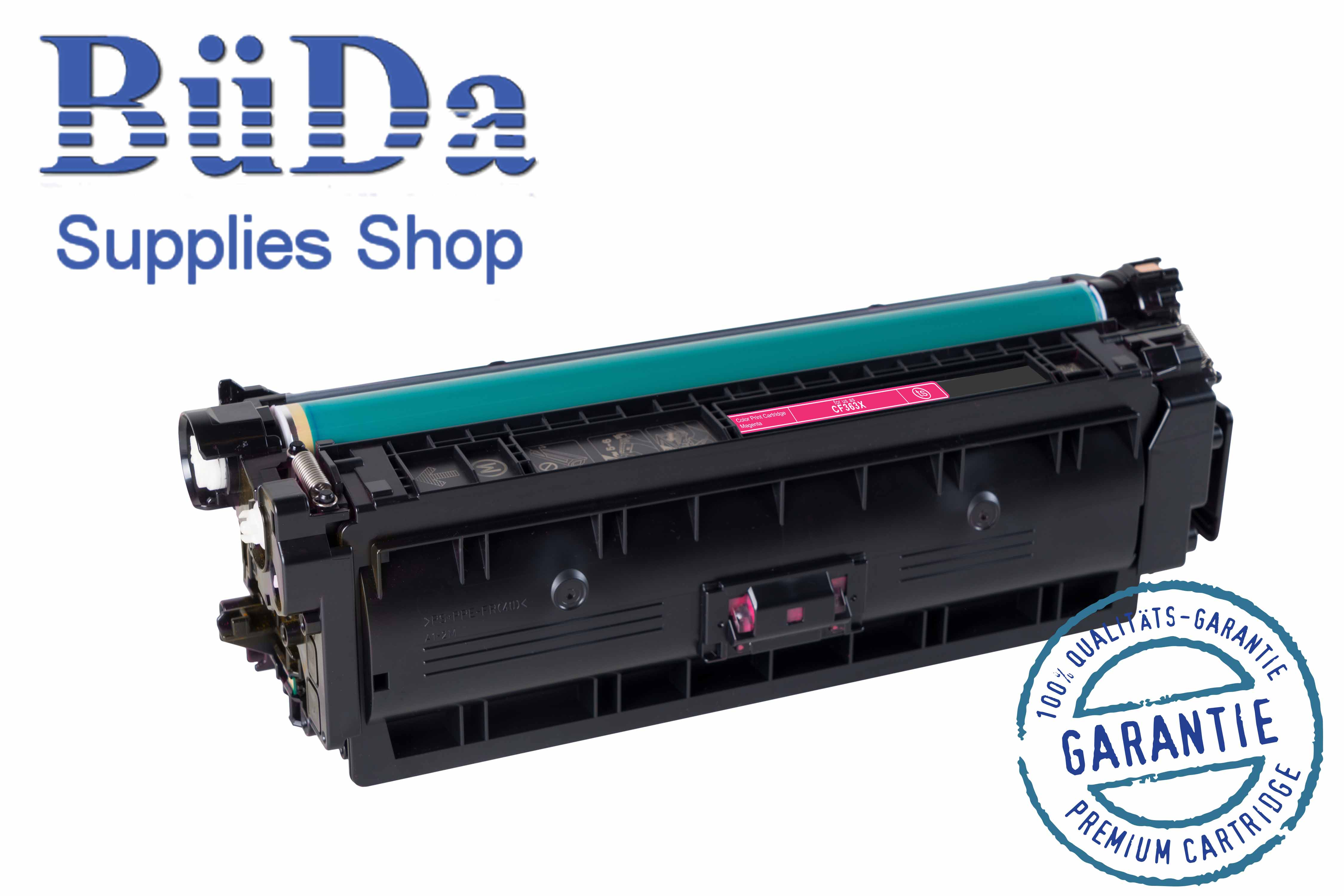 Toner-Modul komp. zu CF363X / CRG 040HM magenta 9500 Seiten