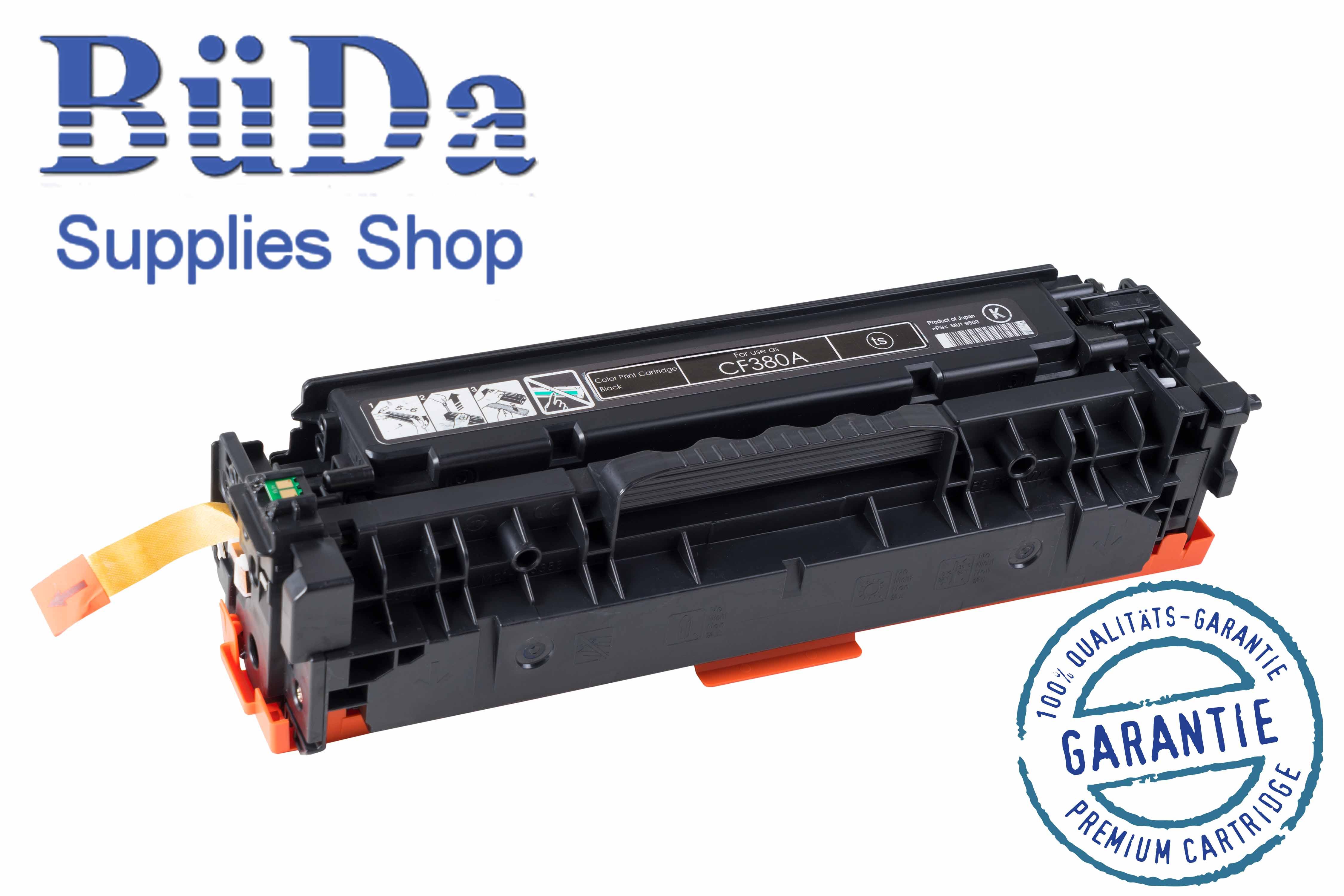 Toner-Modul komp. zu CF380A / 312A black 2400 Seiten