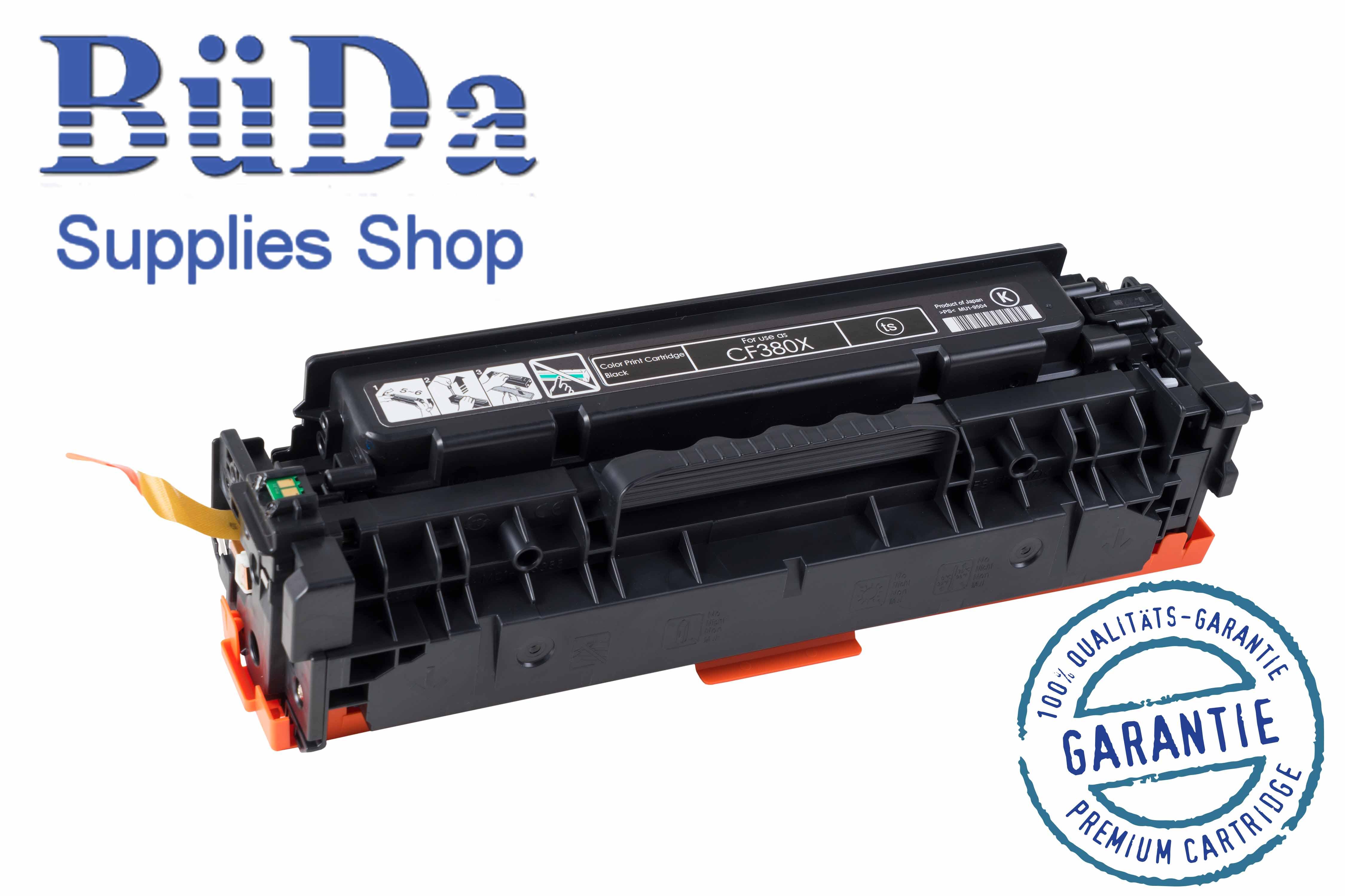 Toner-Modul komp. zu CF380X / 312X black 4400 Seiten