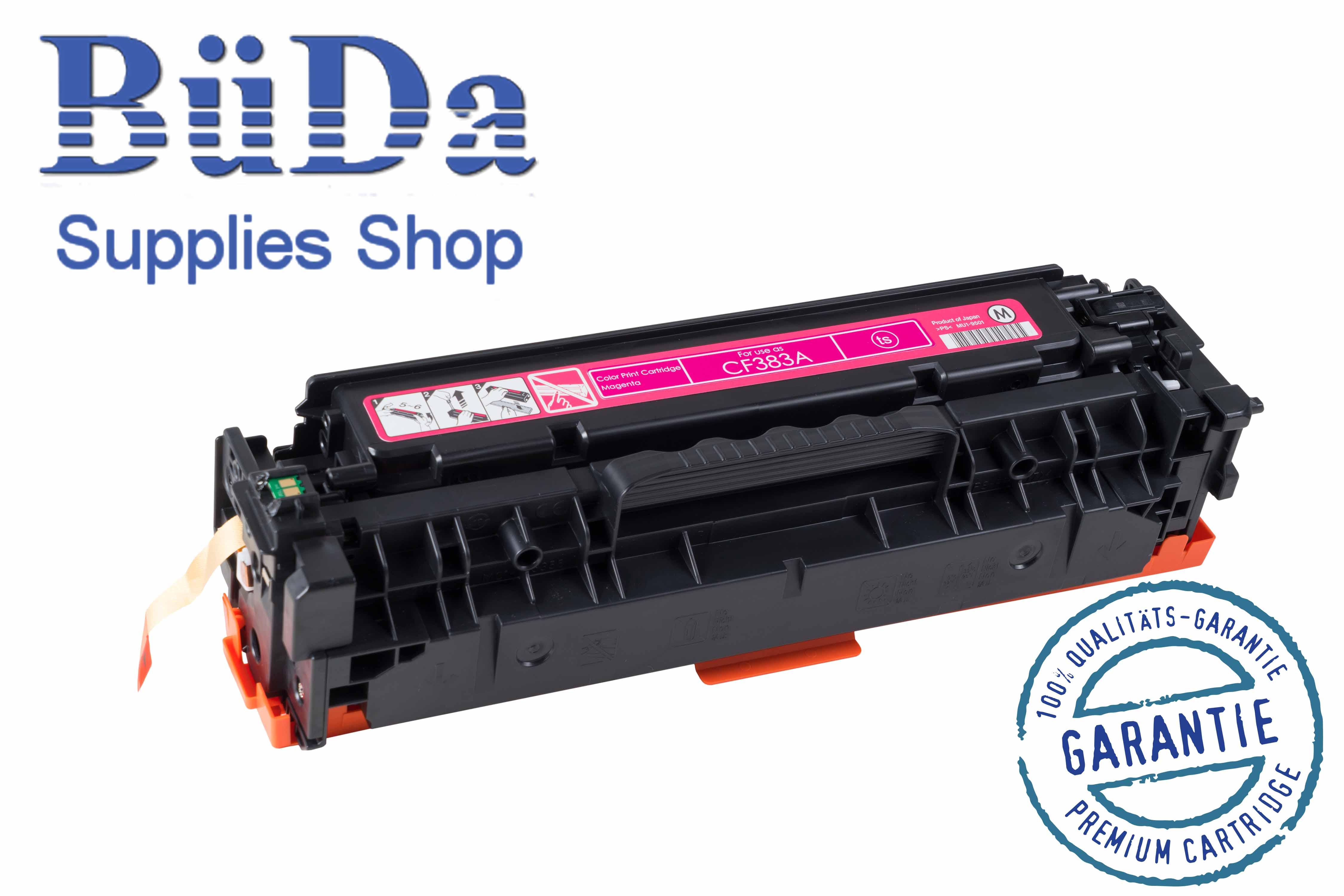 Toner-Modul komp. zu CF383A / 312A magenta 2700 Seiten