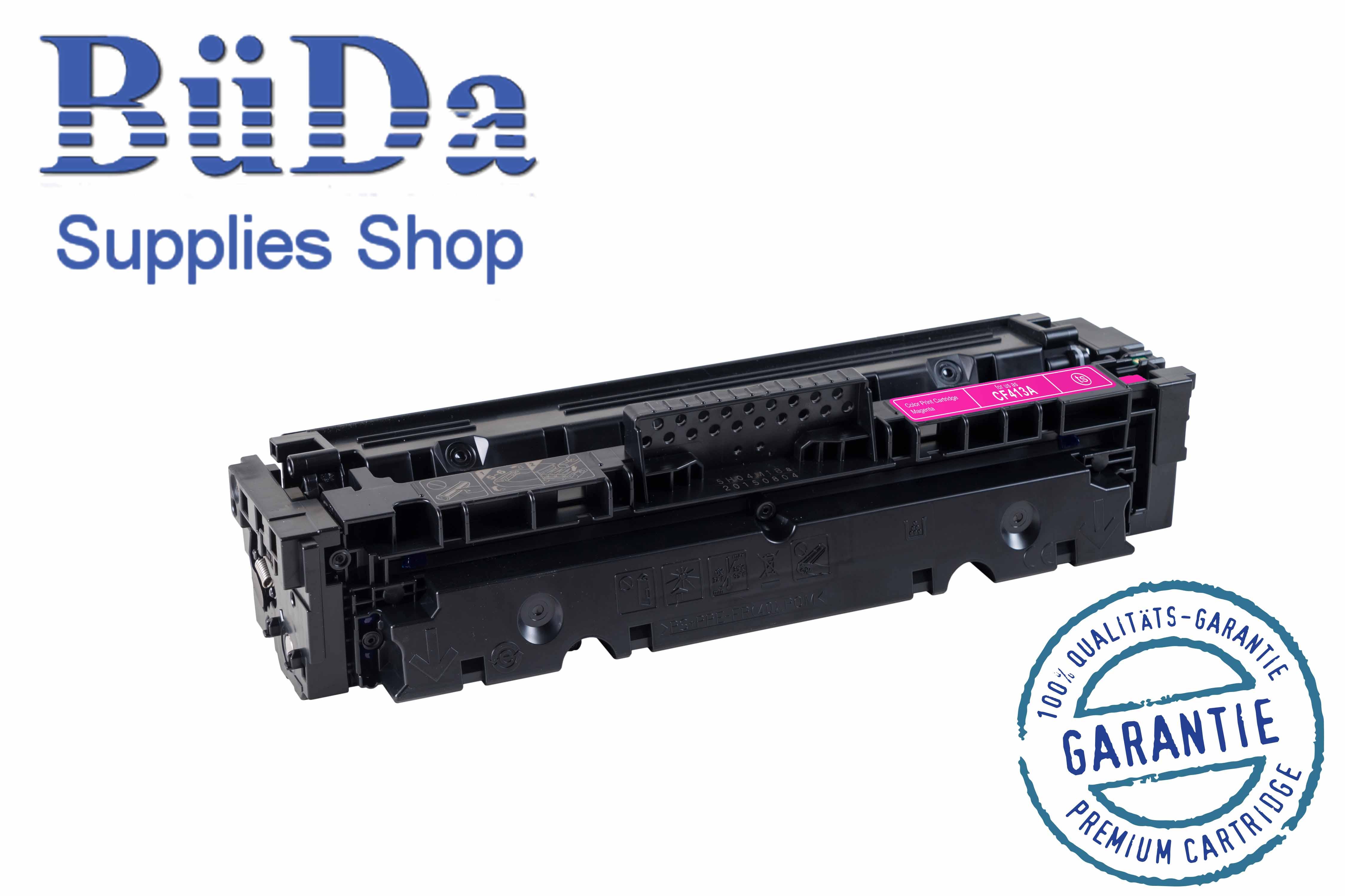 Toner-Modul komp. zu CF413A / CRG 046M magenta 2300 Seiten