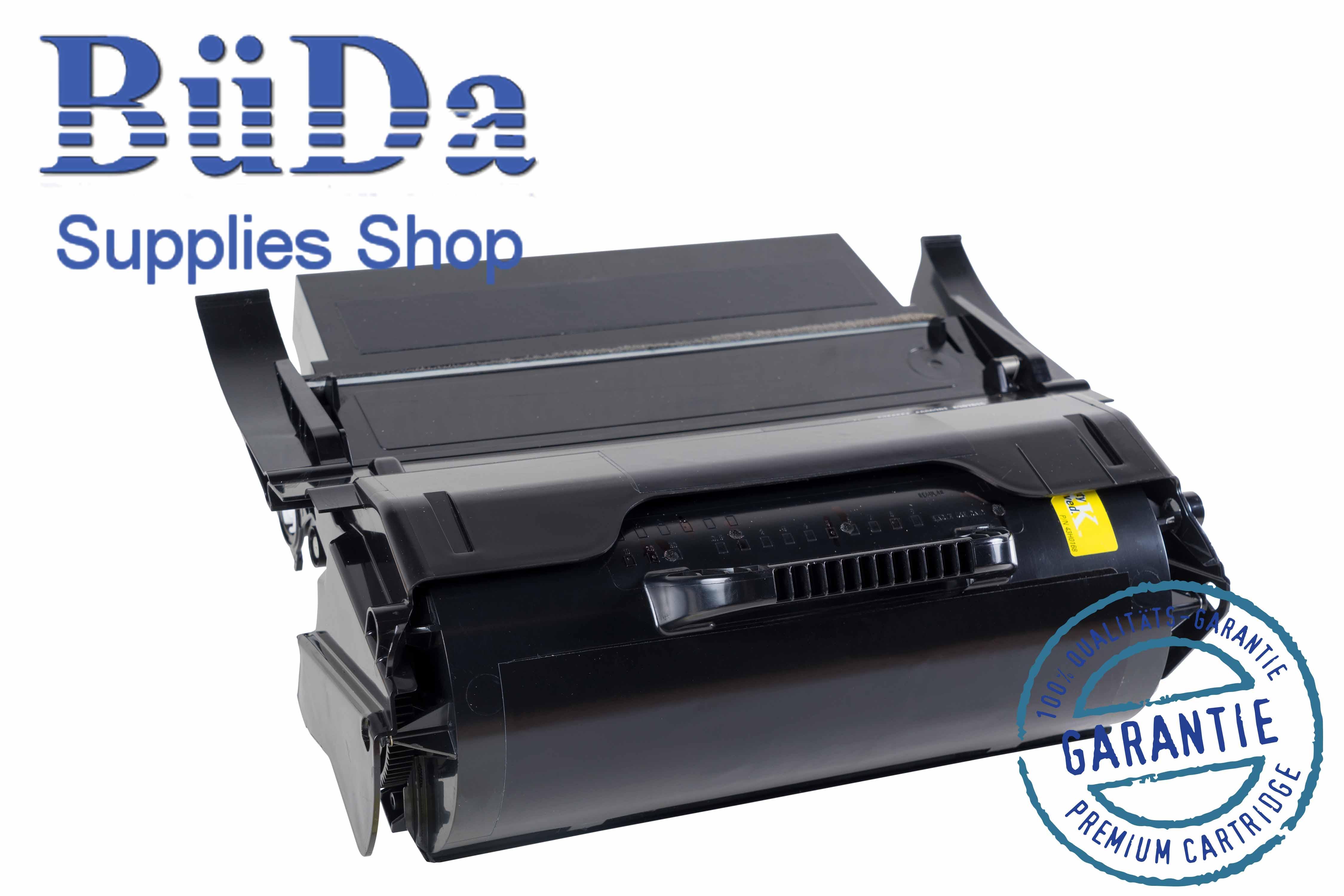Toner-Modul komp. zu Dell 5350 black 30000 Seiten