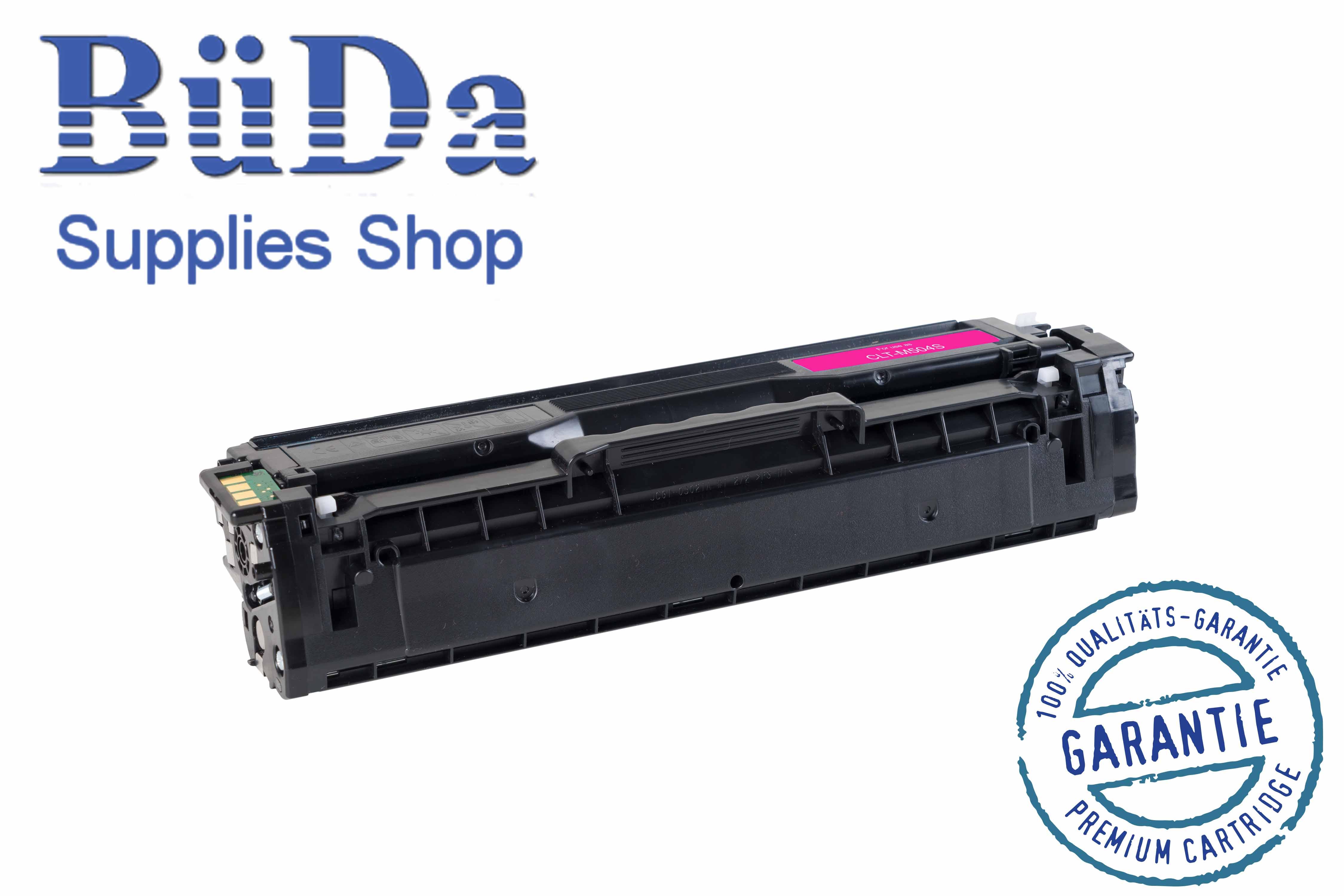 Toner-Modul komp. zu CLT-M504S magenta 1800 Seiten