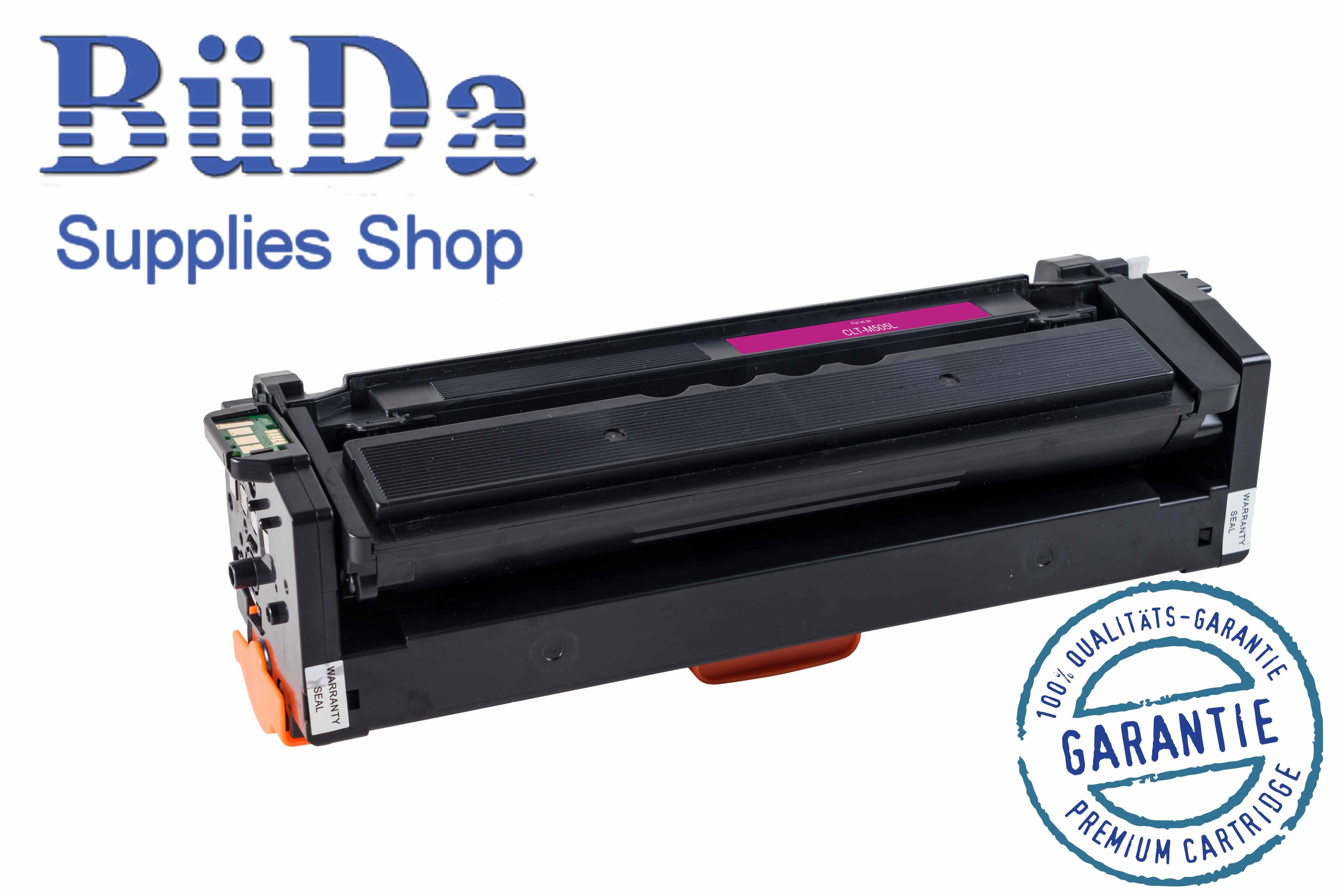 Toner-Modul komp. zu CLT-M505L magenta 3500 Seiten