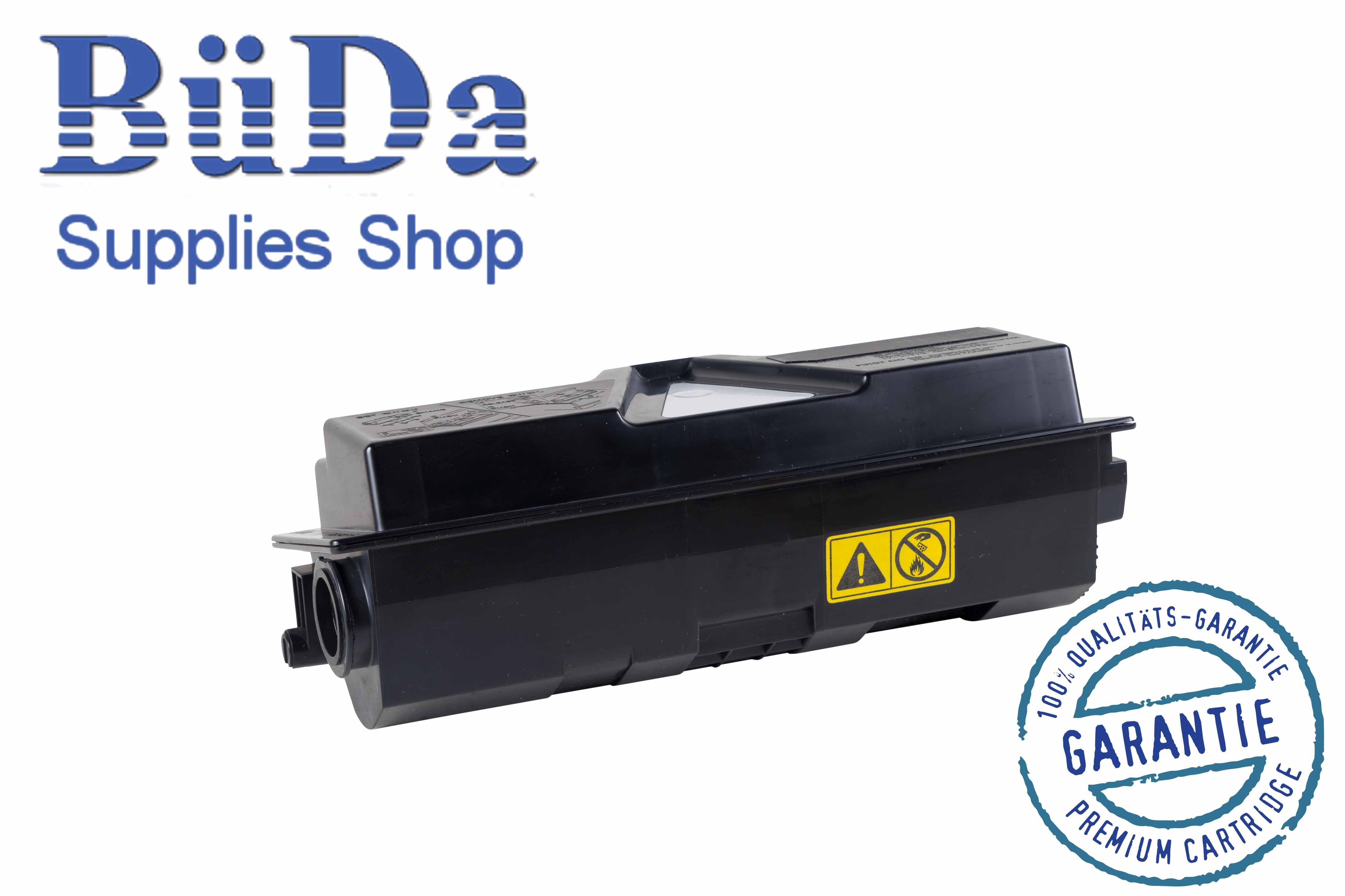 Toner-Modul komp. zu TK-130 black 7200 Seiten