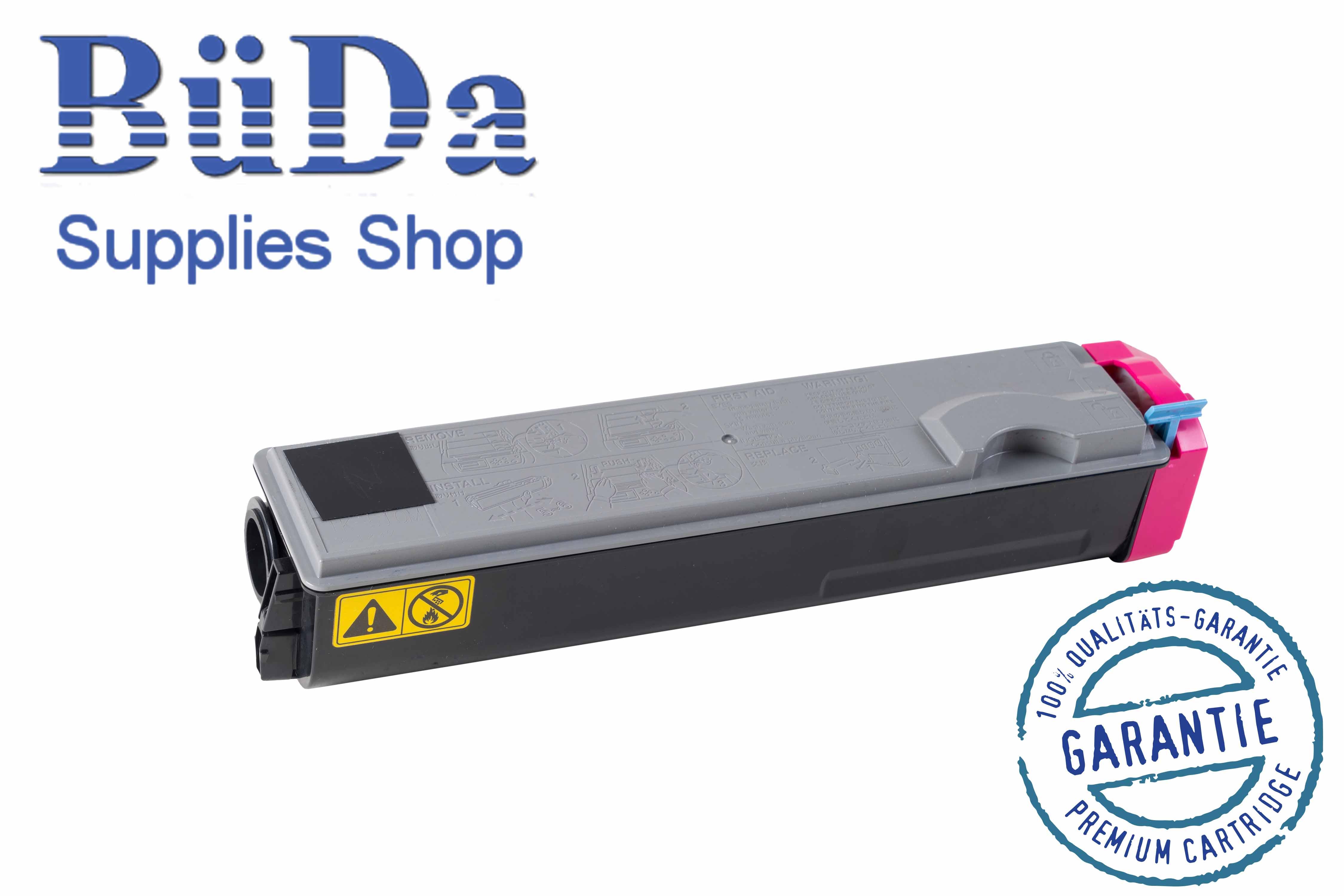 Toner-Modul komp. zu TK-510M magenta 8000 Seiten