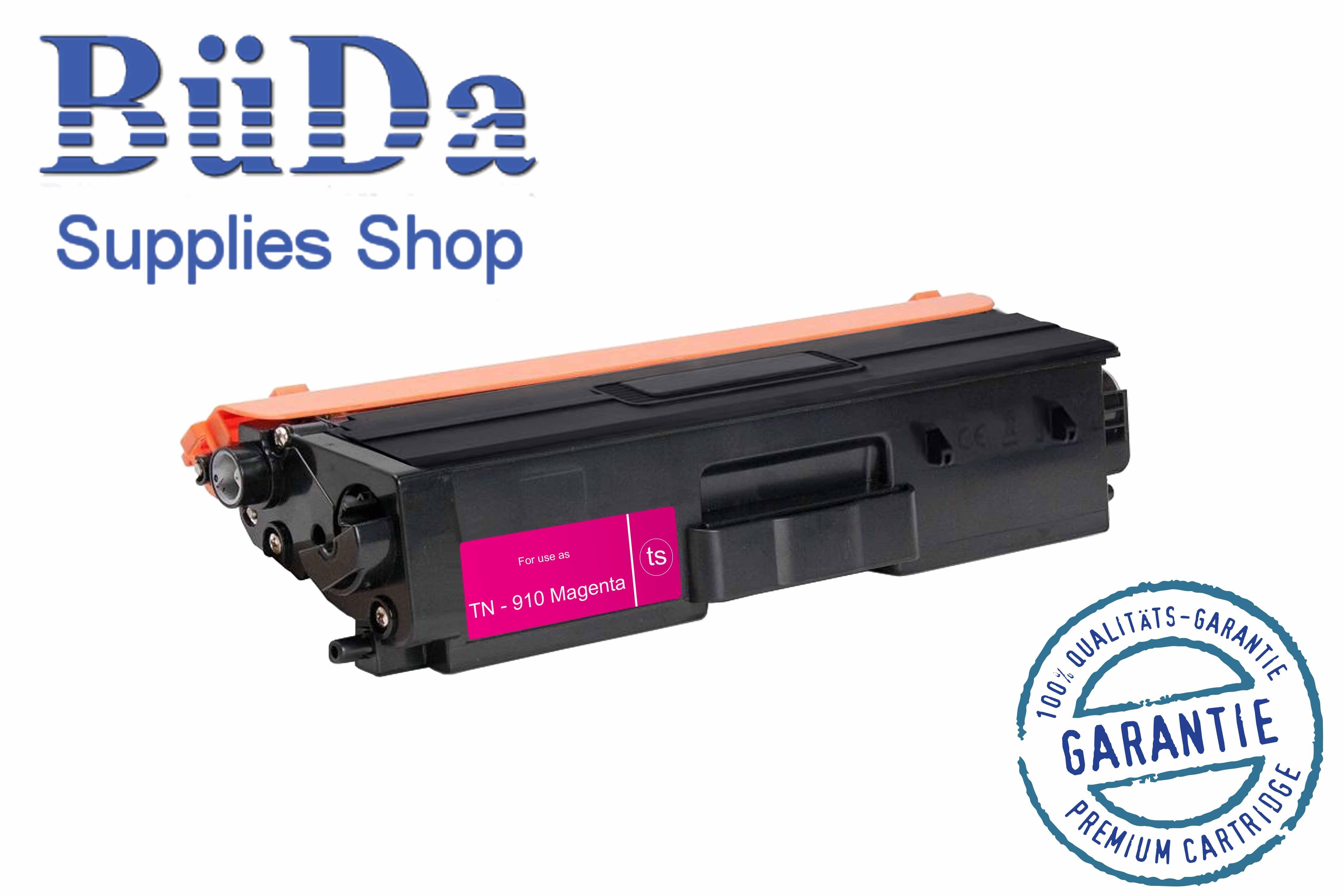 Toner-Modul komp. zu TN-910M magenta 9000 Seiten