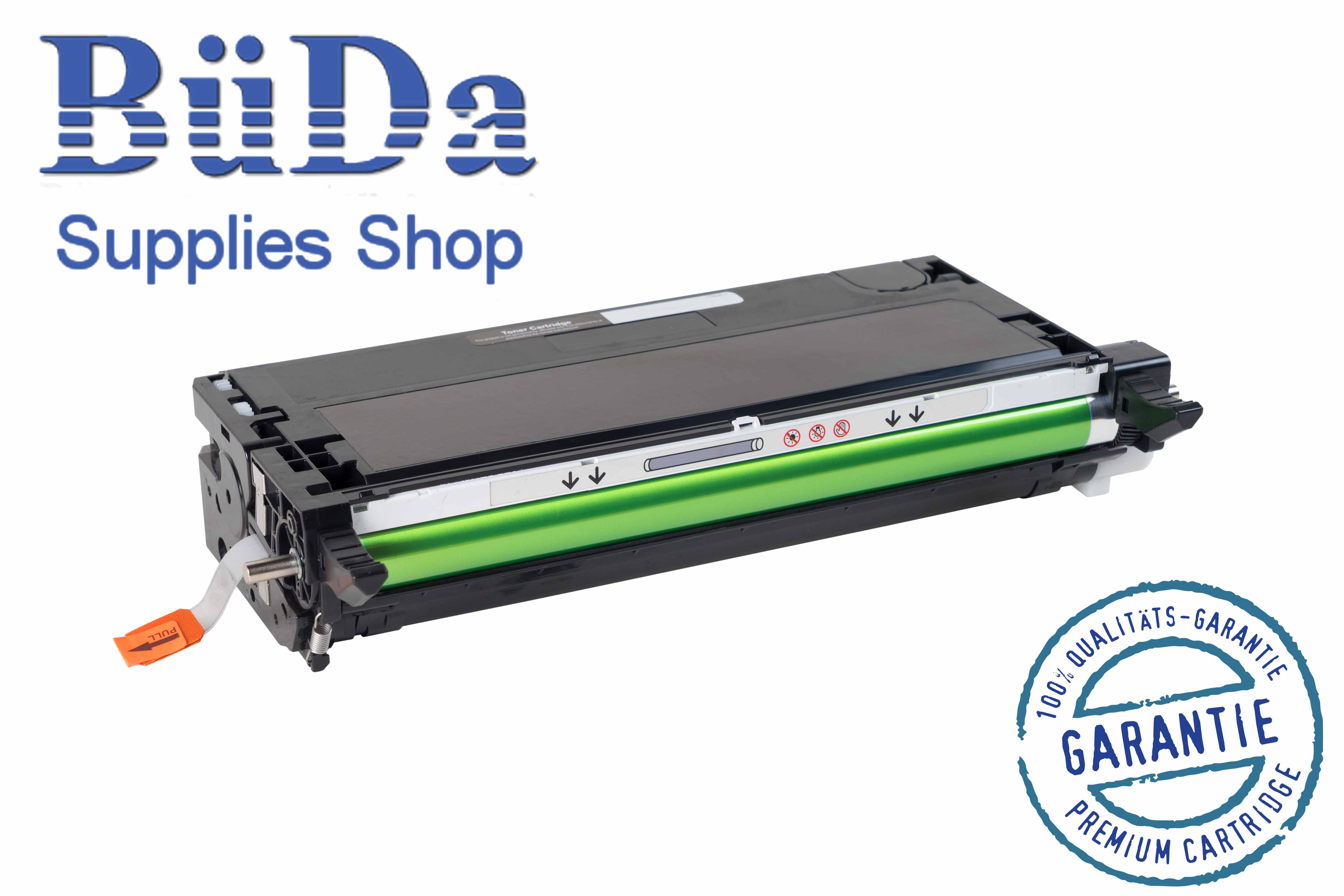 Toner-Modul komp. zu Xerox Phaser 6180 black 8000 Seiten